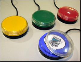 Senzorové tlačítko ART